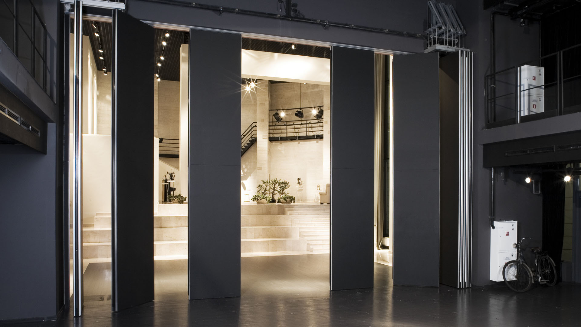 Moveable Partitions Citterio Spa
