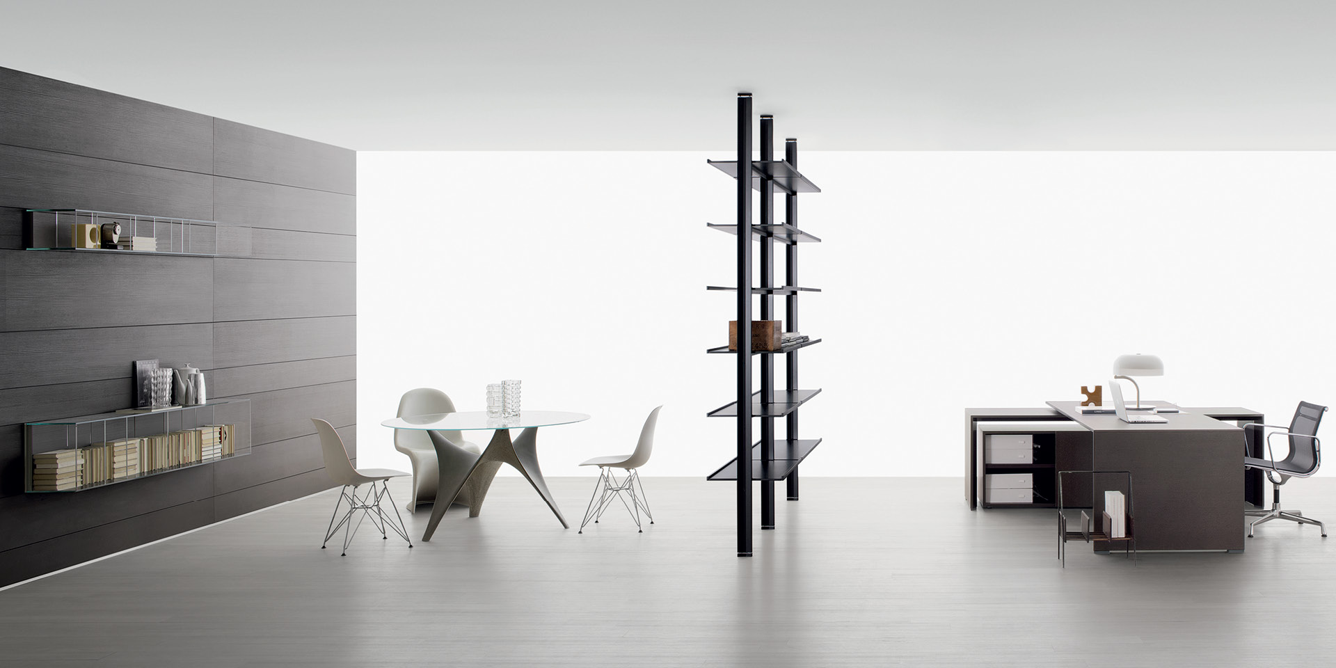 Citterio mobili ufficio for Prisma arredo negozi